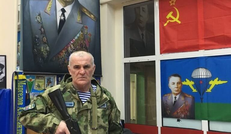 Акаев Абидин Алиевич